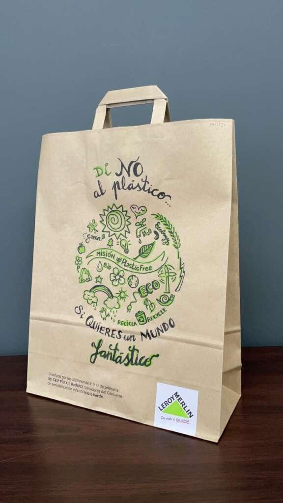 Ence, Brandia y Copade lanzan la primera bolsa con certificación forestal y de Comercio Justo