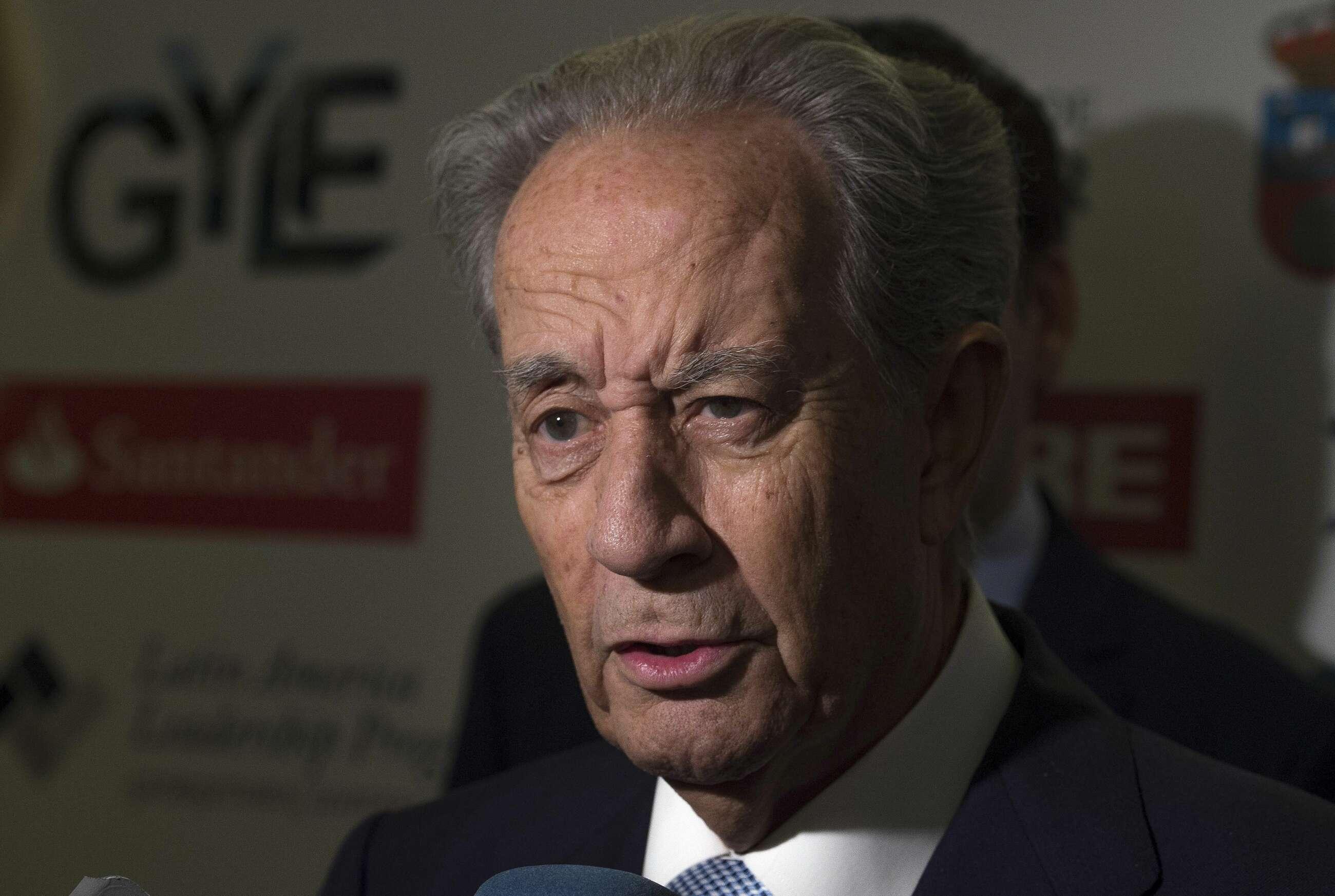 Juan Miguel Villar Mir. EFE