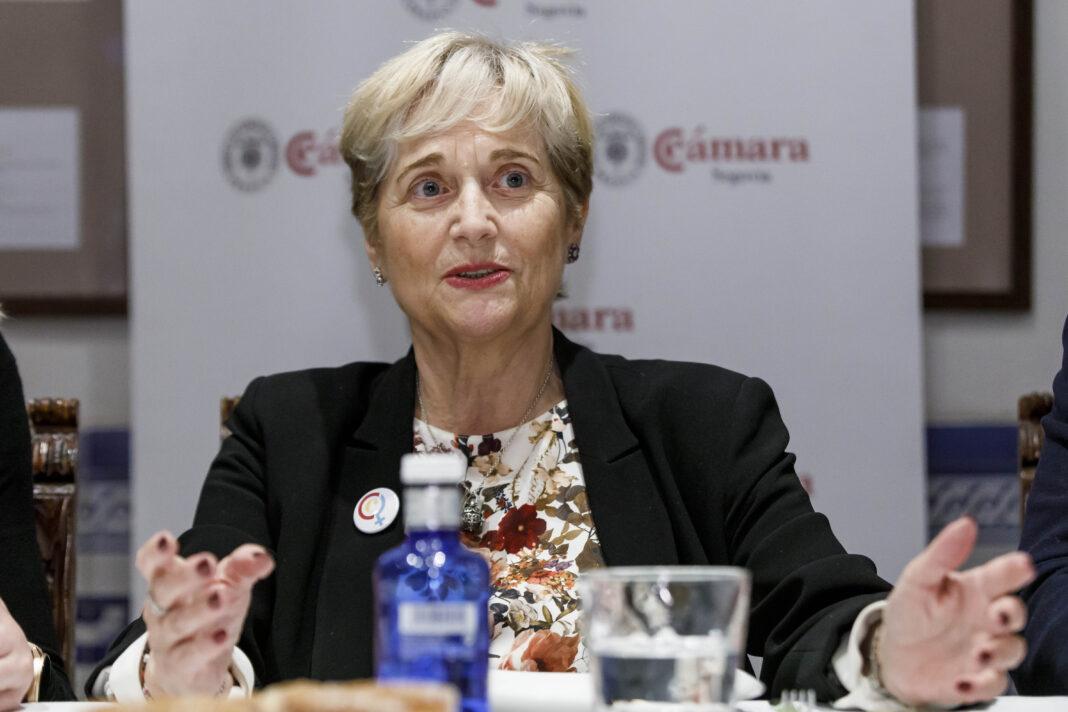 La jueza María Tardón