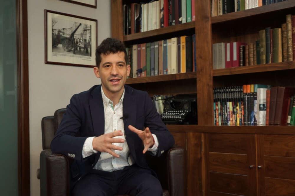 Iago Sanmartín, CEO de Monkey Markets, en una nueva entrega de Galicia en Primera Persona