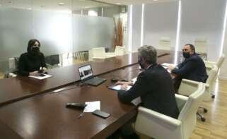 El vicepresidente primero, Alfonso Rueda, cifra en más de 32.000 las solicitudes recibidas en 10 días para acogerse al segundo rescate de la Xunta. E.P.
