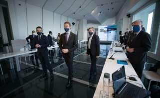 Nueva Pescanova y Jealsa presentan su candidatura a los fondos europeos