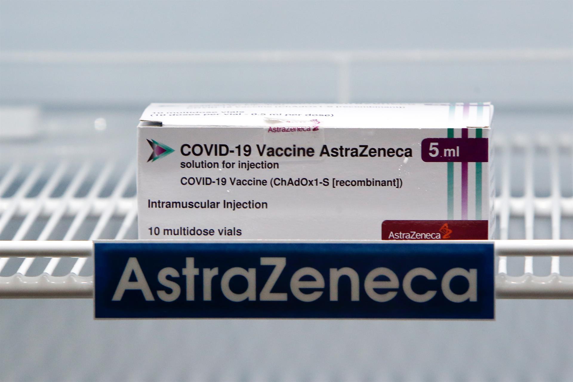 Vacuna de AstraZeneca