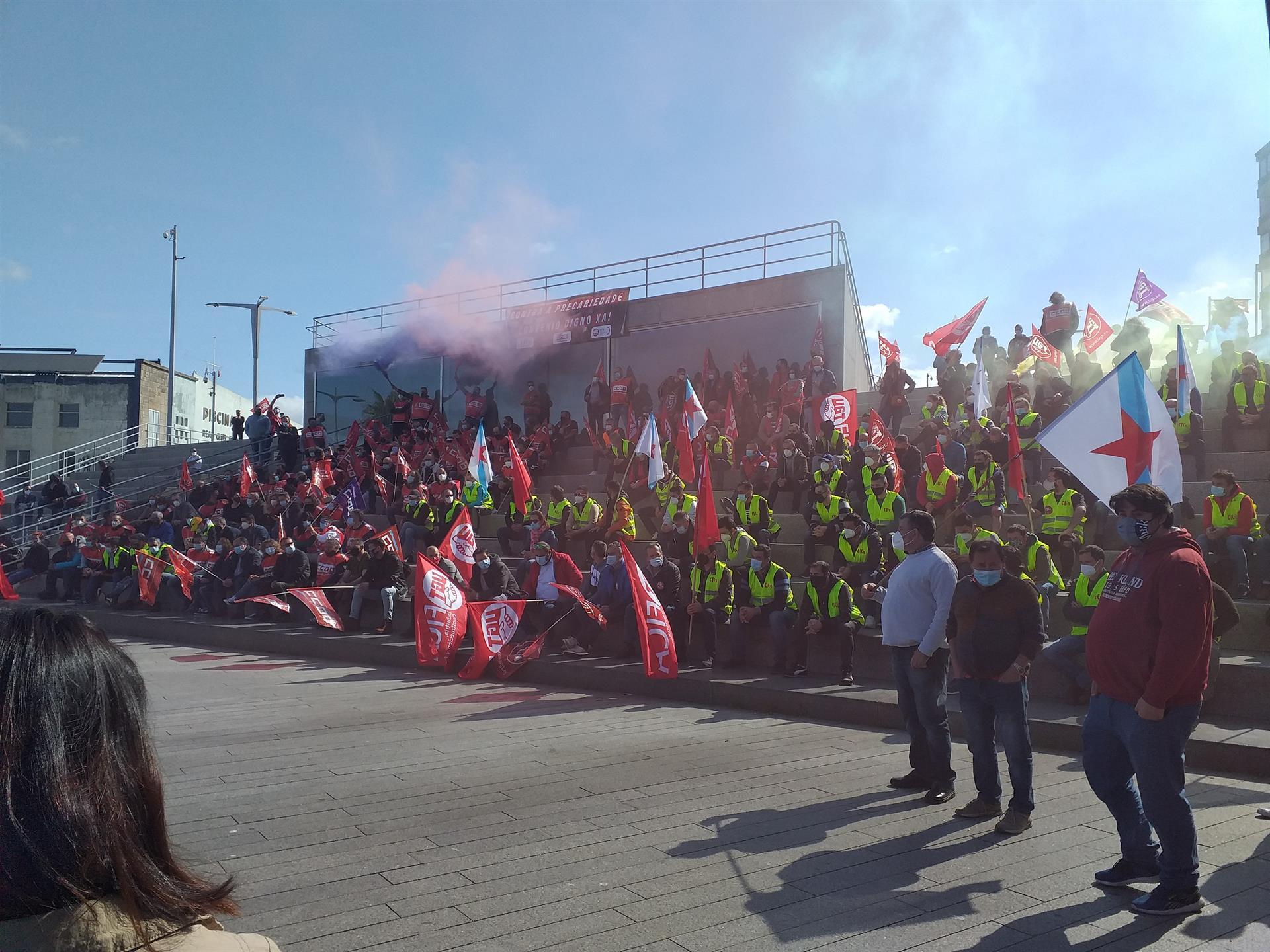 Metal de Pontevedra