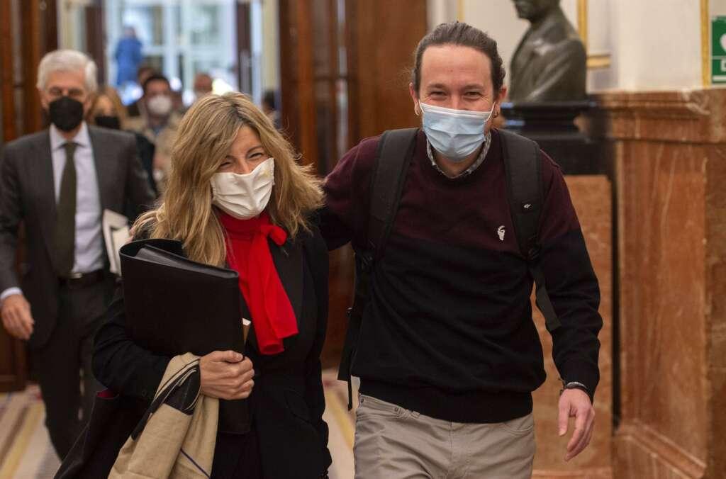 Pablo Iglesias dimite de todo y deja el camino libre a Yolanda Díaz