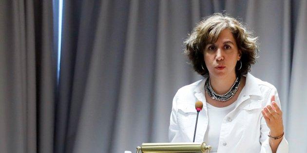 Irene Lozano deja el CSD para integrarse en la candidatura de Ángel Gabilondo