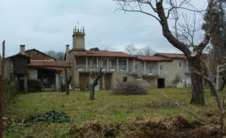 Pazo de San Cibrao das Viñas / Ayto. San Cibrao