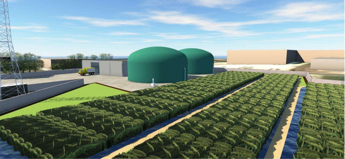 Lence, Norvento y Agroamb impulsan una planta de biogás de 7,5 millones en Lugo