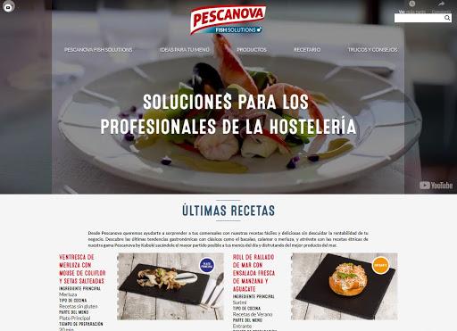 Pescanova Fish Solutions engloba una oferta de productos de Nueva Pescanova destinados a los profesionales de la hostelería / Nueva Pescanova