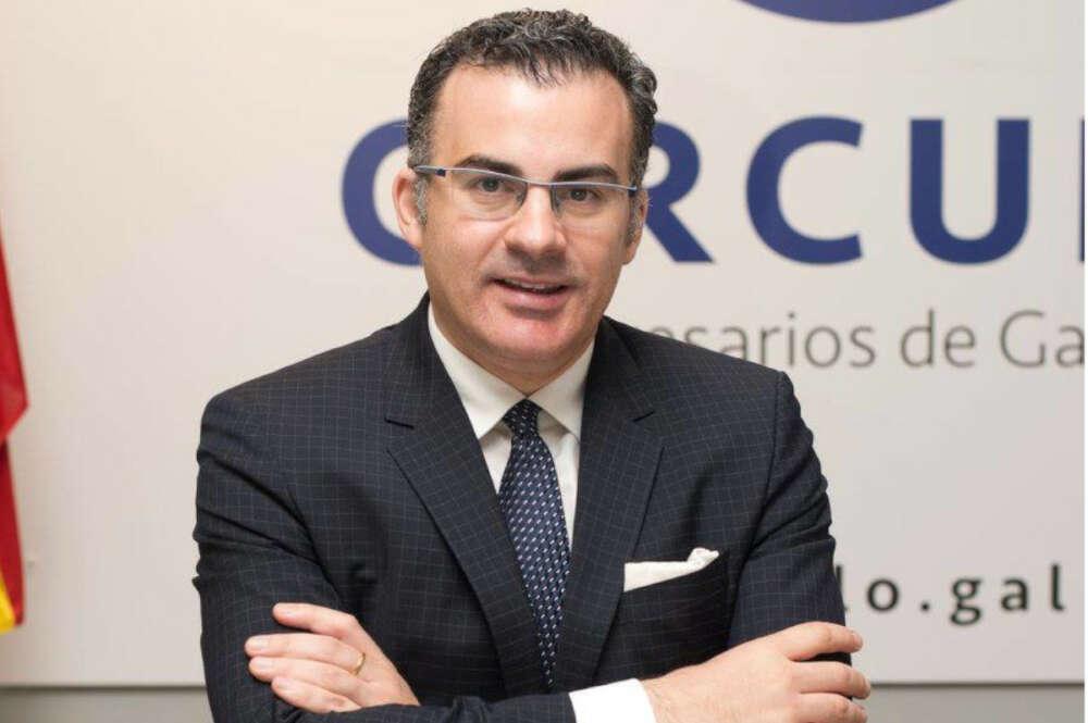 Pedro Mouriño, el hombre de la Sputnik V en España