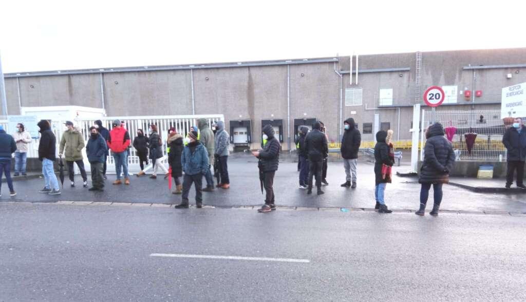 Lidl reclama 150.000 euros al sindicato CIG por los daños de una huelga