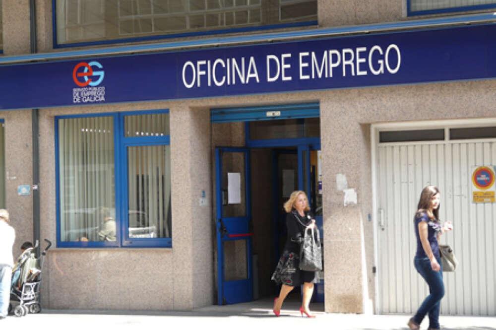 Galicia destruye 21.200 empleos en el primer trimestre del año