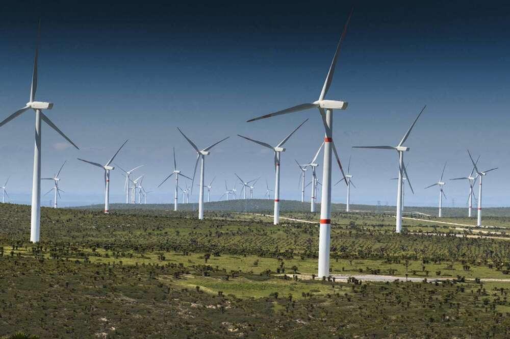 Parque eólico de Enel