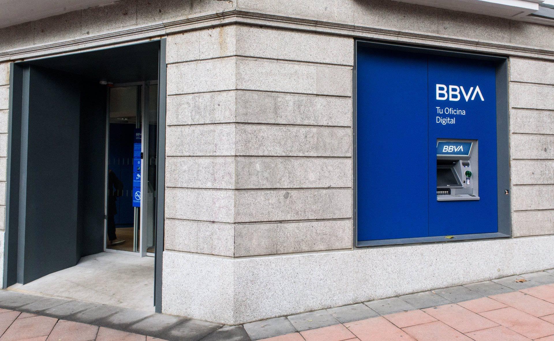 BBVA despedirá a 111 trabajadores en Galicia, el 14% de la plantilla
