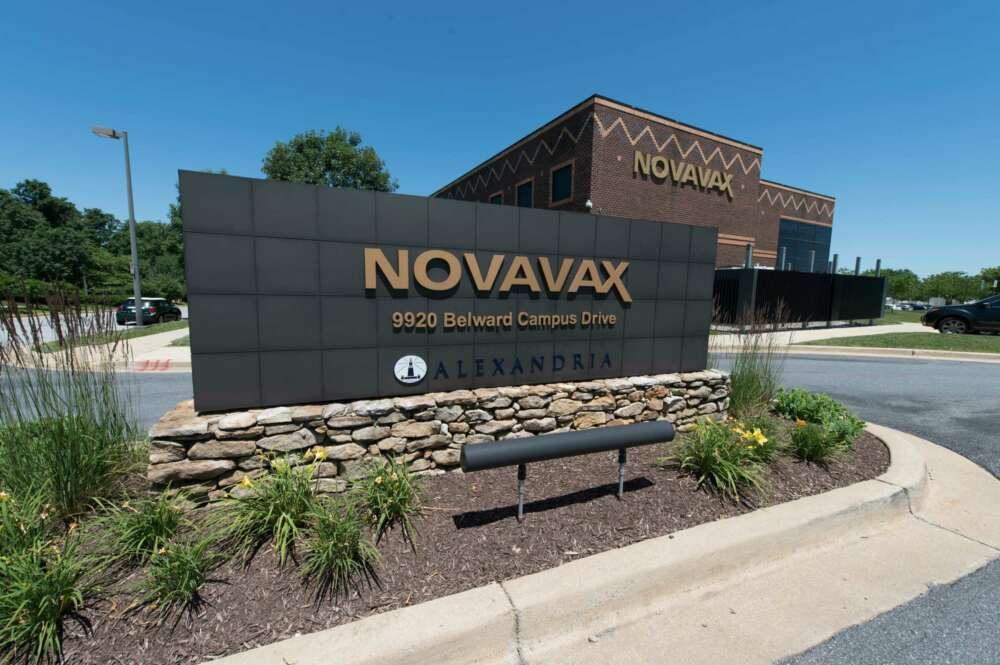 Sede de Novavax en Belward Campus