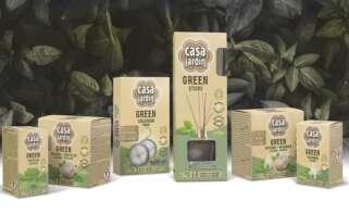 Zelnova Zeltia ha lanzado una nueva gama de productos sostenibles para el hogar, Casa Jardín Green. Este lanzamiento se enmarca en la apuesta de la compañía por impulsar un tipo de productos más respetuosos con el medioambiente. Así, la empresa se plantea, de cara a 2030, que al menos el 30% de su cifra de negocio sea generada por productos ecológicos. Una cifra que, en la actualidad, es de un 10% aproximadamente