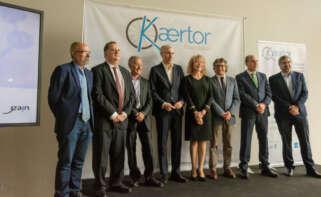 Así es Kaertor, el socio gallego de Janssen que opta a los fondos europeos