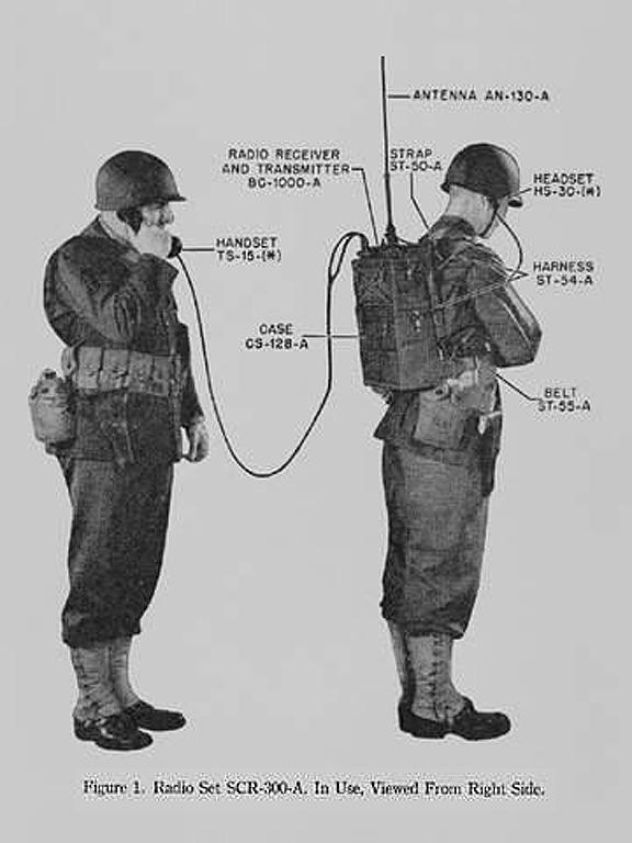 La muerte del walkie talkie