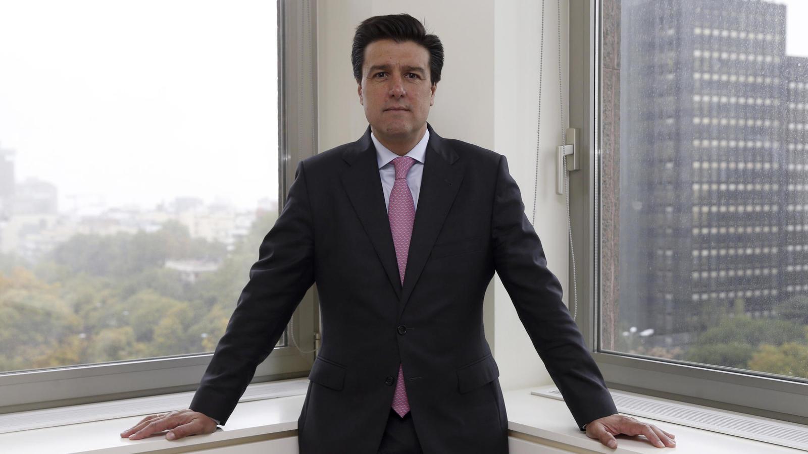 Ismael Clemente, el primer ejecutivo de Merlin Properties, se rebajó el sueldo el año del Covid-19
