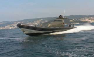 Dron marino