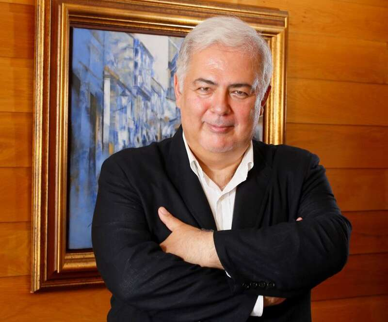 Luis de Valdivia, presidente de Ecoener, prepara la salida a bolsa de la compañía