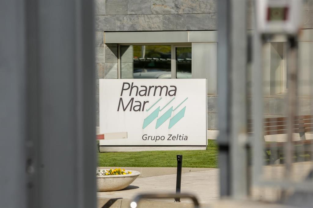 Sede de Pharma Mar en Madrid / E.P.