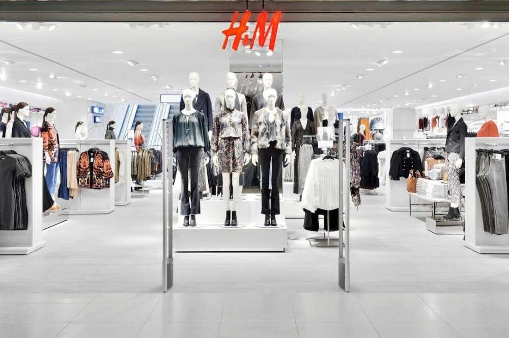 H&M anuncia un ERE en España que afectará a un máximo de 1.100 trabajadores