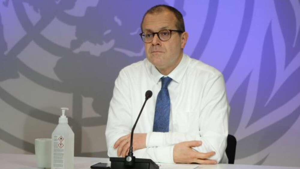 """El doctor Henri P. Kluge, director regional para Europa de la Organización Mundial de la Salud, advierte que el ritmo de vacunación es """"inaceptablemente"""" lento / OMS"""