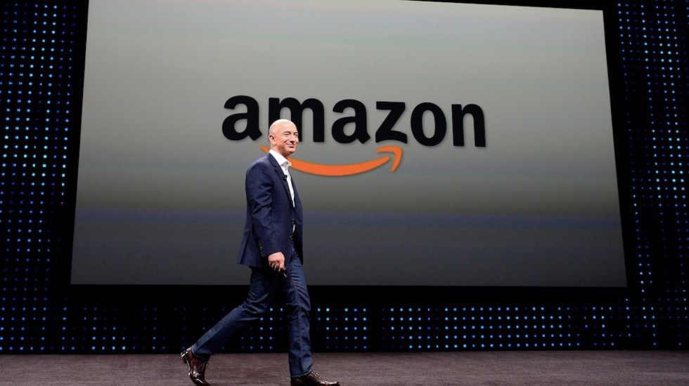Jeff Bezos, fundador de Amazon / EFE