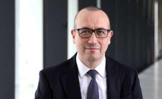 Onur Genç, consejero delegado de BBVA, presentó los resultados del banco en el primer trimestre del ejercicio
