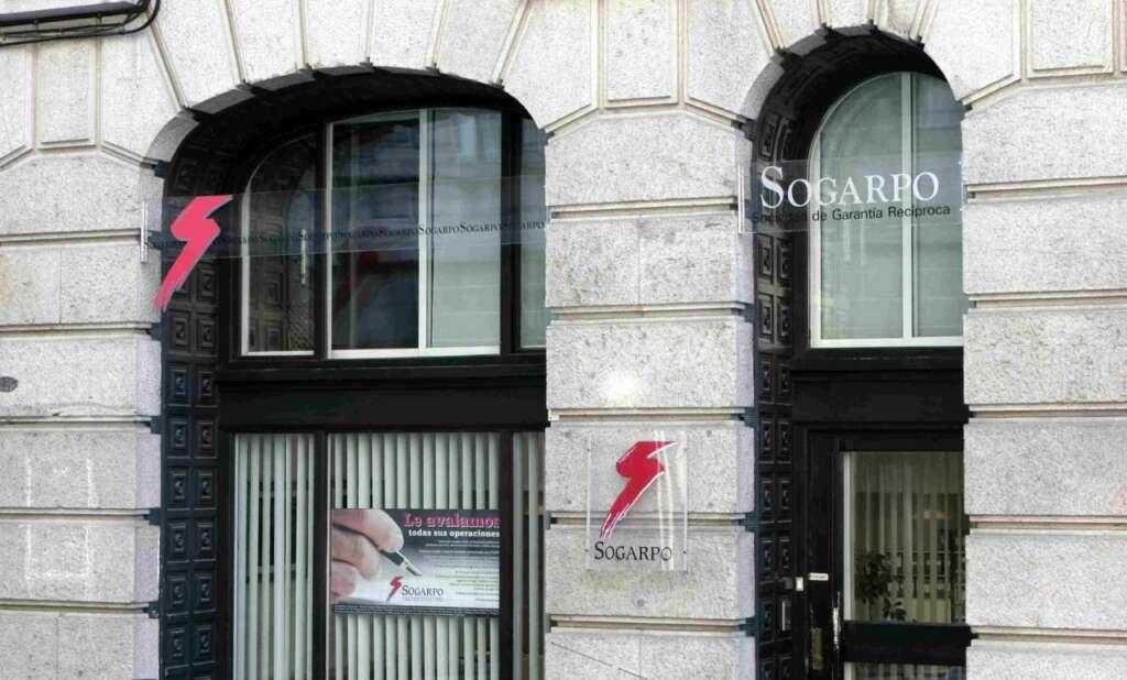 Sogarpo se vuelca durante el Covid y aumenta los avales a empresas un 80%