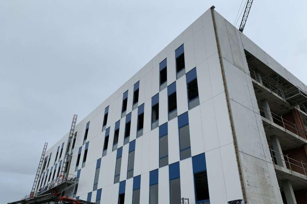 La ciudad de negocios de Inveravante atrae a proveedores de Inditex, que desembarcan en Sabón