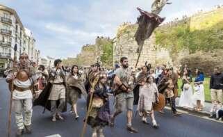 Arde Lucus es una de las fiestas de referencia en Galicia. Aquí tienes una lista con las que no te puedes perder