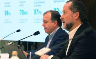 """Escotet: """"Los proyectos de Galicia para los fondos europeos están bien posicionados"""""""