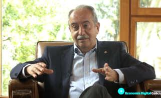 """Antonio Couceiro: """"No podemos fiarlo todo a los fondos europeos de reconstrucción"""""""