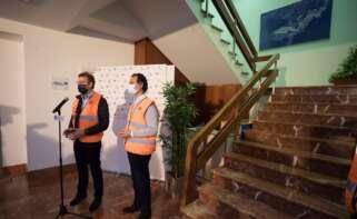 Jealsa fija el plazo de un año para recuperar la normalidad en su fábrica en Boiro (A Coruña) tras el incendio. Foto: Europa Press