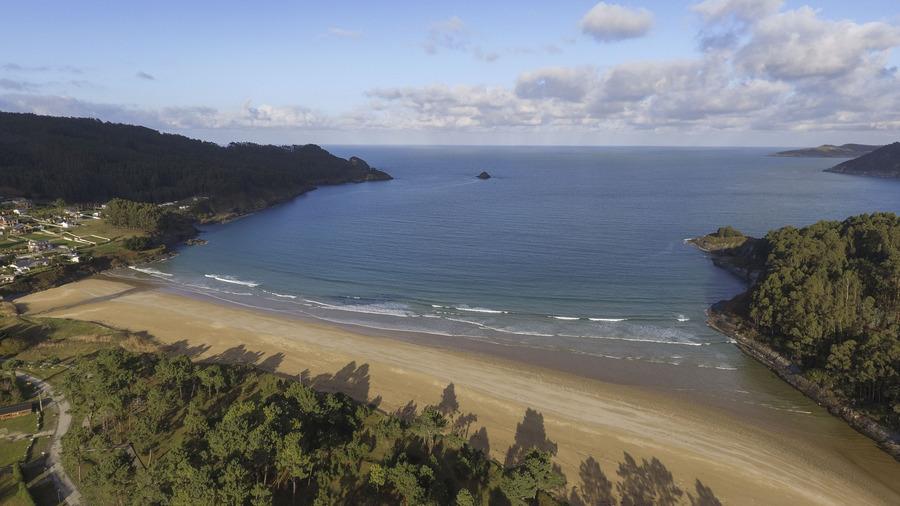 Las 6 mejores playas de Galicia para ir con niños