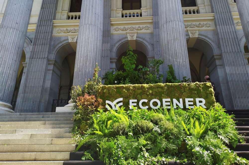 Ecoener se convierte en la última empresa gallega en dar el salto a la bolsa. EFE