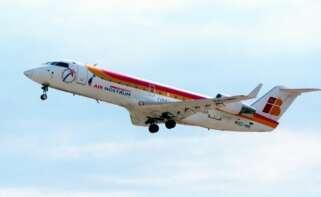 Air Nostrum conectará Santiago con Santander