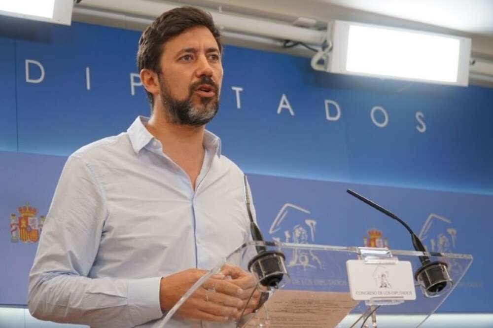 El líder de Podemos en Galicia denuncia nuevas amenazas de muerte