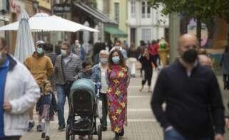 La presión hospitalaria y los casos activos bajan en Galicia una semana después del fin del estado de alarma. Foto: Europa Press