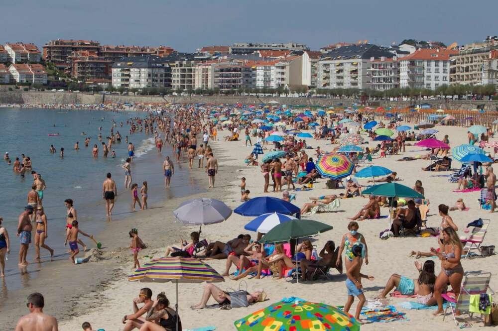 Mapa: Estos son los municipios con más viviendas turísticas de Galicia