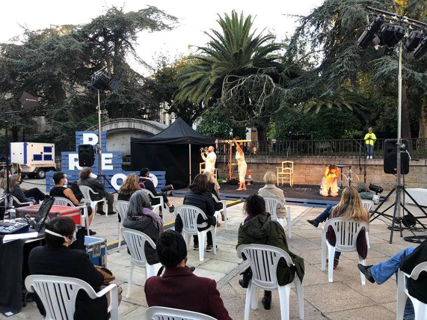 Actividad cultual impulsada por el Plan de Reactivación Económica del Concello da Coruña (Presco)
