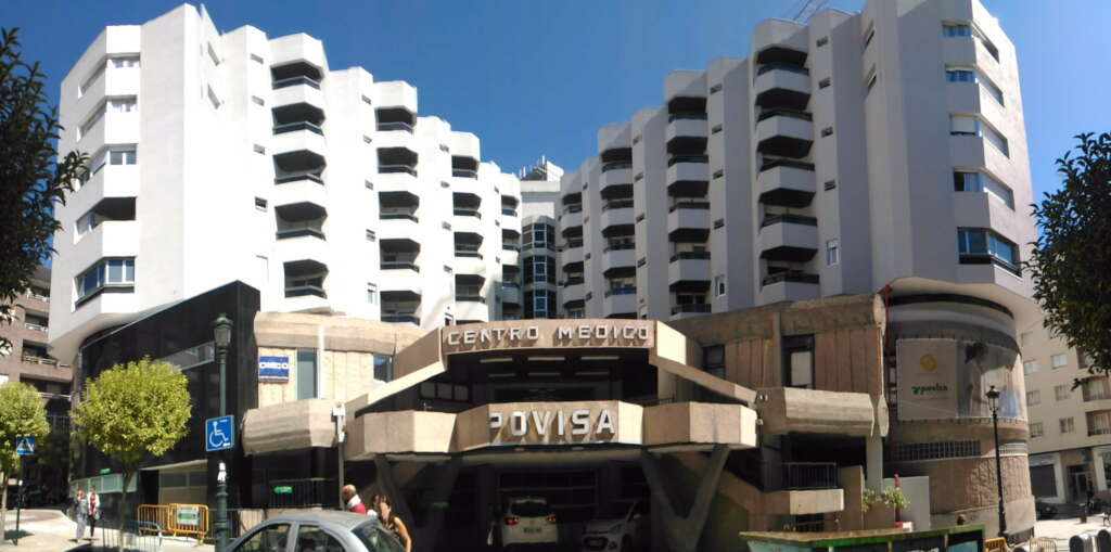 Hospital Povisa de Vigo / Wikipedia