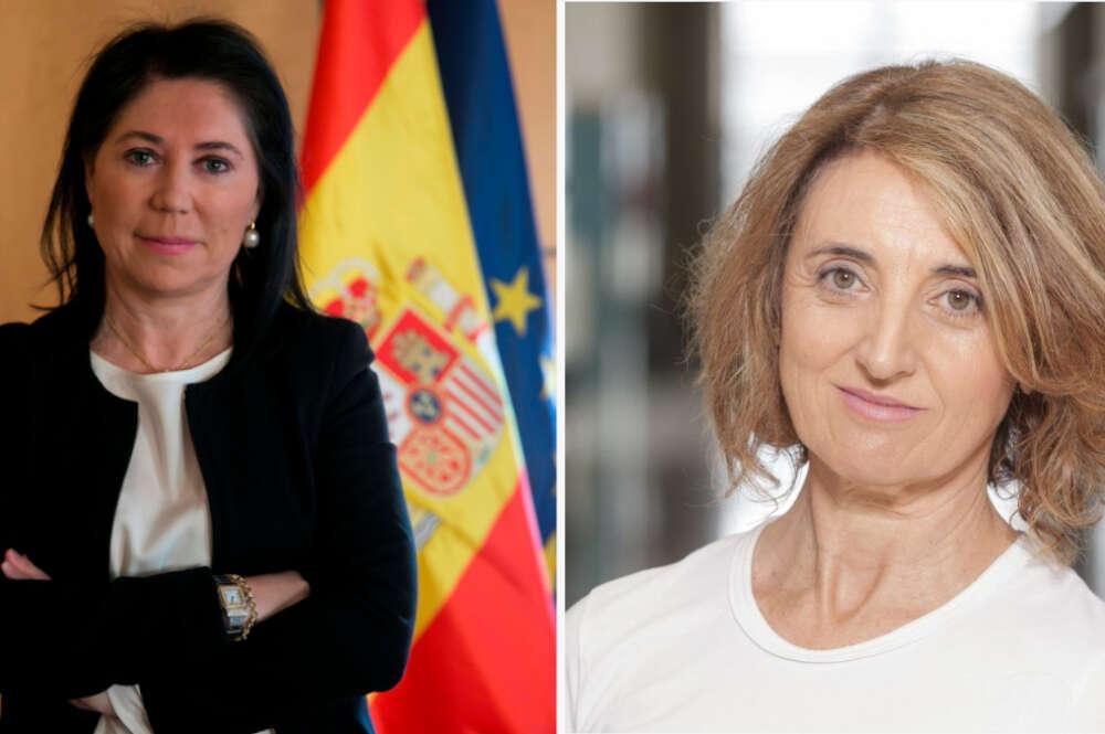 Sánchez-Yebra y Amparo Alonso