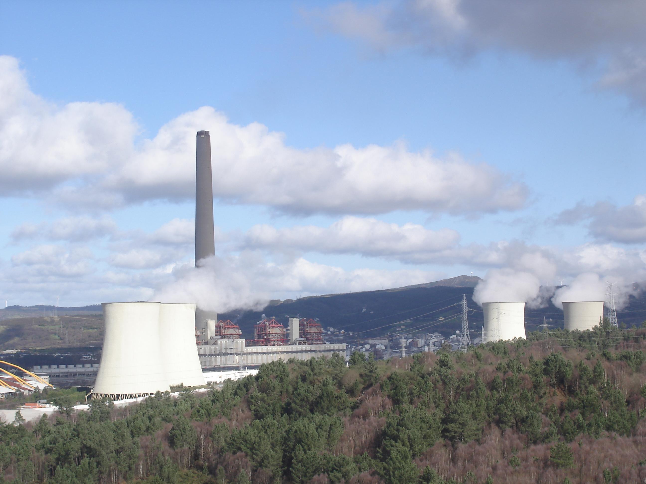 Endesa decidió cerrar la central térmica de As Pontes / Wikipedia