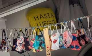 Adiós a las mascarillas en la calle: las gallegas Galmask y Anovada prevén mantener ventas