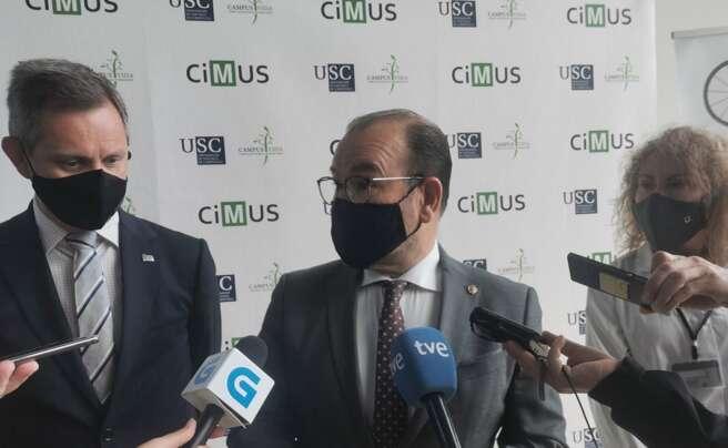 El delegado del Gobierno en Galicia avanza que el proyecto de la Fundación Kaertor recibirá fondos europeos. Foto: Europa Press