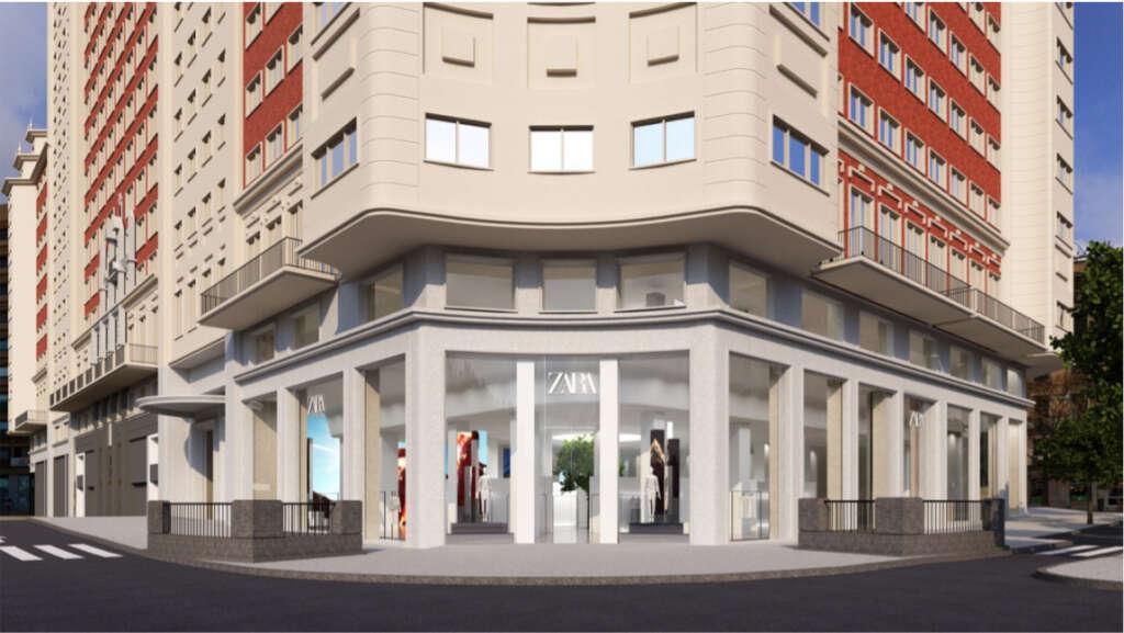 Un inquilino llamado Inditex: balón de oxígeno de las grandes inmobiliarias en la desescalada