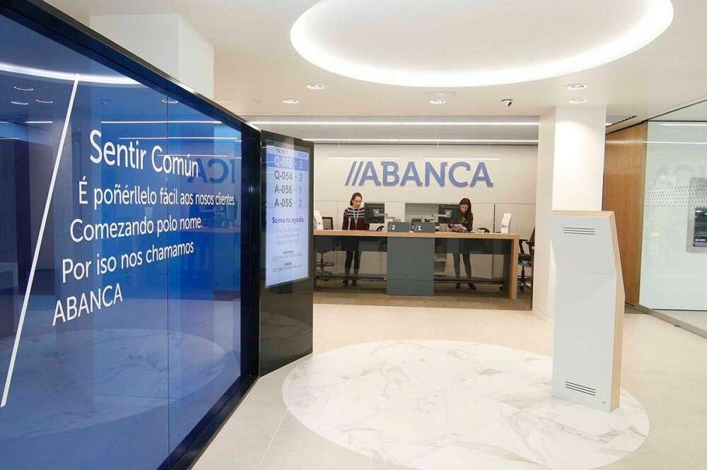 Oficina de Abanca en Vigo / Abanca